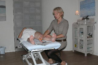 Lymphologische Physiotherapie, Manuelle Lymphdrainage