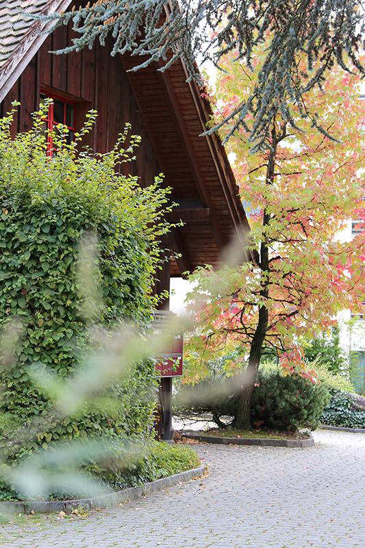 3 - Physiotherapie Haus 28, Affoltern am Albis, Gebäude Aussenansicht