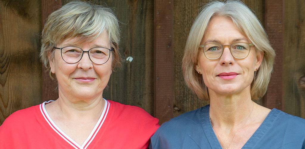 Györgyi Molnar-Kügler, Barbara Wiggers - Physiotherapie Haus 28