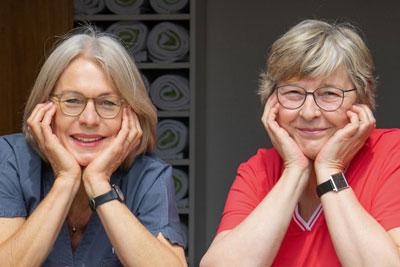 Barbara Wiggers, Györgyi Molnar-Kügler - Physiotherapie Haus 28